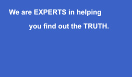Experts At Finding The Truth - private detective York